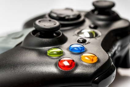 Xbox kontroller