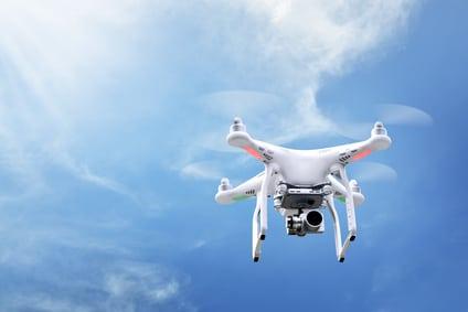 Lån penge til drone