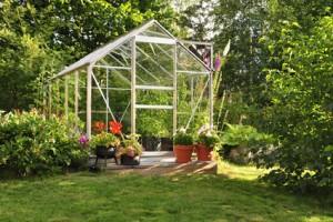 Lån til drivhus, havemøbler og hængekøje