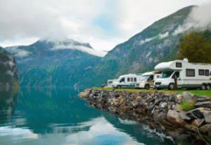 Brugt campingvogn